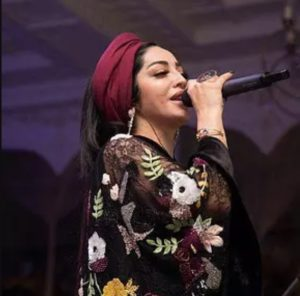 Шабнами Сурайё концерт