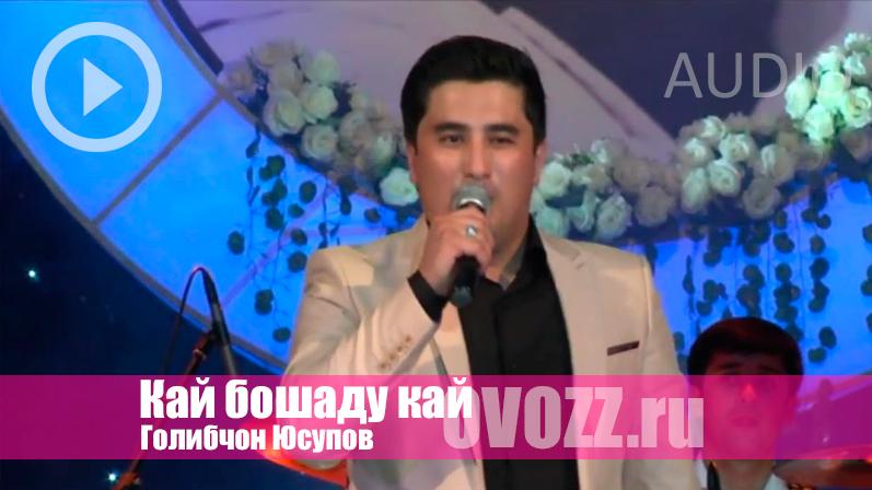 Голибчон Юсупов