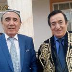 Чурабек Муродов ва Шерали Чураев