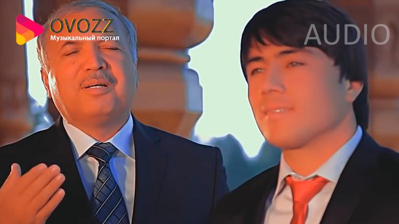 Абдулаким Узоков ва Носир Рахимов
