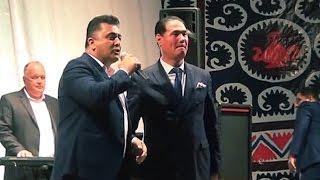 Субхиддин Рачабзода ва Эркин Одинаев